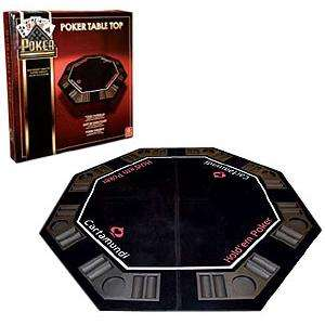 Poker Table Top - Cartamundi - at Sainsbury's - £14.99