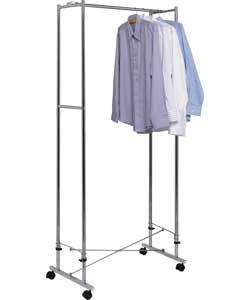 Argos Folding Tidy Clothes Rail £12.99 was £29.99