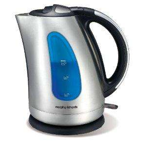 Morphy Richards Stainless Steel Jug Kettle £20 @ Morrisons In-Store