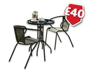 morrisons garden furniture reductions start monday