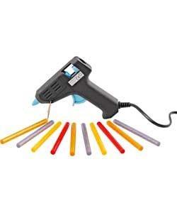 10 Watt Glue Gun with Glitter Sticks - £2.99 @ Argos