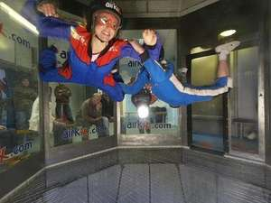 Airkix - Five flights for £55. Milton Keynes & Manchester.