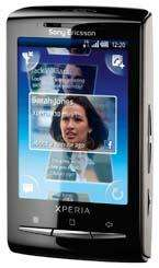 Sony Ericsson Xperia X10 Mini Pay As You Go - on network three + 12 month taste card - Only £94.90 Includes Topup @ Mobiles.co.uk