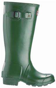 Hunter Original Kids Wellies, Green, from Garden XL  (free mainland uk delivery)