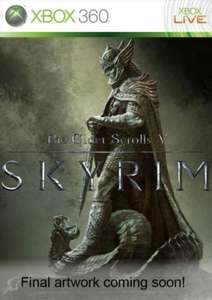 The Elder Scrolls V: Skyrim (Xbox 360) (PS3) (Pre-order) - £35.85 (using code) @ The Hut