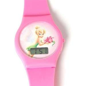 Tinkerbell Pink Digital Watch Only £1!!! @Poundland