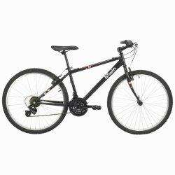 B'Twin Rockrider 5.0 Mountain Bike - Shimano 21 speed - Anthracite Grey - free pump & bell - 5yr warranty  - free front and rear lights - instructional DVD -  only £99.99 @ Decathlon