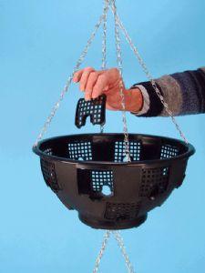 "14"" Plantopia Easy Fill Hanging Baskets - Bulk Buy Offer - £2.99 + P&P @ Arkay Sales"