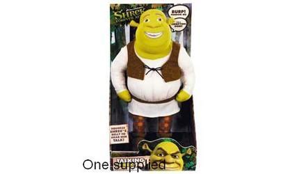Shrek / Donkey Talking Plush Toy £5.68 delivered @ Argos Outlet