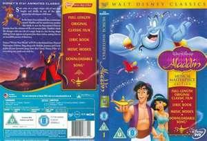 Aladdin DVD £5 @ Asda