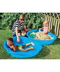 CHAD VALLEY APPLE SAND AND WATER PIT £9.98 delivered from argos outlet/ebay