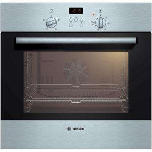 Bosch built in oven with two year guarantee - brushed steel - £239.41 delivered from Comet + Quidco