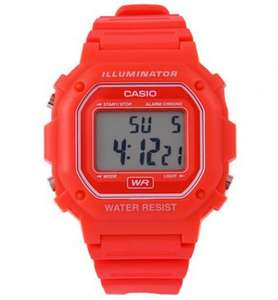 Red Retro Illuminator Watch  £20 + £1.95 Delivery @ Truffle Shuffle