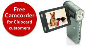 FREE Polaroid HD Camcorder for Tesco Clubcard customers who quote and buy pet insurance