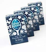Silver Spoon White Ready to Roll Icing (1KG) Home Bargains 69p (normally £2.99)