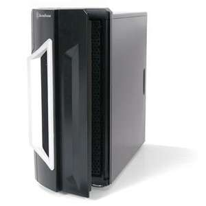 Silverstone PS-01B-W Mid Tower Case Black with Window Side Panel 2x120mm Fans £28.79 delivered @ Scan (Today Only)
