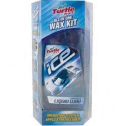Turtle Wax Ice - All In One Wax Kit - £2.99 @ Home Bargains from £14.99