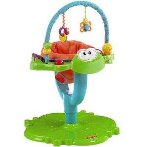 Fisher-Price Bounce and Spin Froggy Entertainer £49.99 (was £84.99) @ Amazon and BabiesRUs