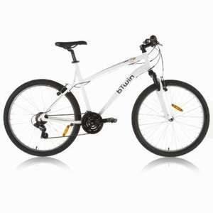 B'TWIN Rockrider Five.1 White (Various Sizes depending on store) £129.99 @ Decathlon