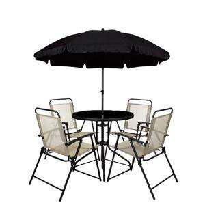 Al Fresco Garden Furniture Set @Home Bargains £39.99+ £6.99 delivery £46.98 Total