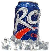 RC Cola, Roller cola, royal cola, asda, 6 pack £1    2L bottle 98p