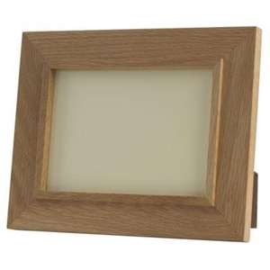 Tu Soild Oak Photo Frames 1/2 price (priced from £3) @ Sainsburys