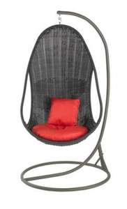 Hanging Egg Shaped Chair 50% Off @ B&Q only £120 ( was £399 )