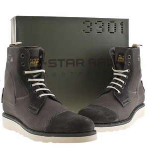 Mens G-star Raw Zephyr Bennet Mix Boots (was £155) now £24.99 delivered at Schuh