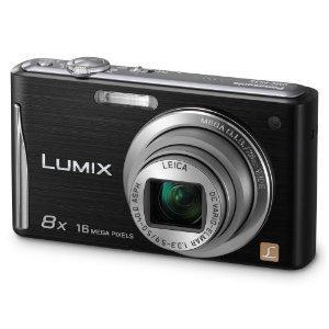 Panasonic Lumix FS35 Digital Camera (Black) - £112.26 @ Amazon