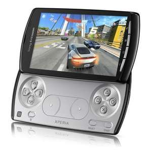 Sony Ericsson Xperia PLAY / Android / Sim Free / Unlocked Mobile Phone / Black - £329.99 - Play.com