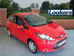 Ford Fiesta 1.25 Style £7,588 @ Drive The Deal