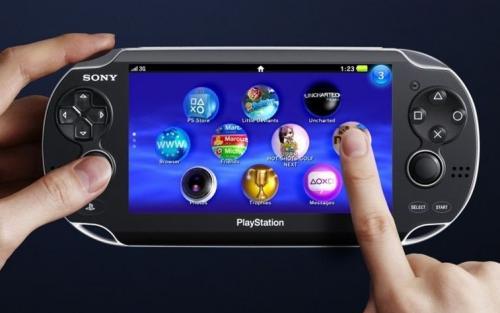 PSP Vita (Wifi) (Pre-order) - £209.97 @ GameStop