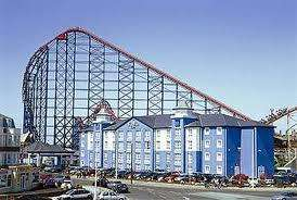 Blackpool Pleasure Beach 2 for 1 on online wristbands @ £32