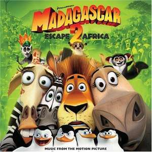 Madagascar 1&2 DVD only £3.00 each @ Asda