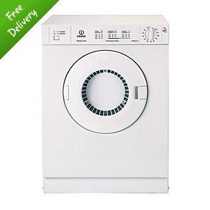 Indesit IS31V 3KG VENT REV White Compact Tumble Dryer £89 @ Asda