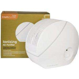 Ionising Air Purifier Lloyds Pharmacy buy 1 get 2 free for £7!!