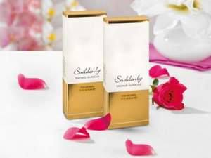 'Suddenly' by Madame Glamour Perfume @ LIDL for 3.99 - Chanel's Coco Mademoiselle competitor !!