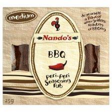 Nandos Peri-Peri Seasoning Rub 25g 2 for £1.50 @ Tesco from tomorrow
