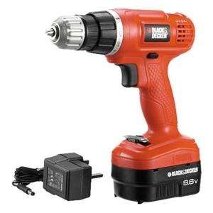 Black & Decker Cordless Drill £22.98 Delivered @ Home Bargains