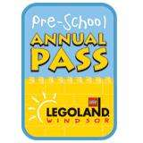 Legoland Windsor - Pre school Annual Pass only £45