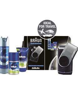 Braun M90 Shaver Gift Set. was 34.99 now £13.99 @ Argos