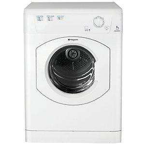 Hotpoint TVM570P Vented Tumble Dryer, White with 2 yr warranty - £159 delivered @ John Lewis