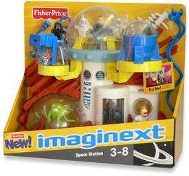 Imaginext Space Station £8.99 @ Home Bargains