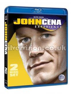 WWE John Cena Experience DVD or Blu-Ray - £7.99 - Silvervison
