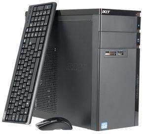 Acer Aspire M3920 Desktop, Intel Core i3 2100 3.1GHz, 4GB RAM, 1TB HDD, No OS, £339.99 @ ebuyer
