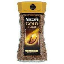 Nescafe Gold Blend 200g - Half price at Tesco