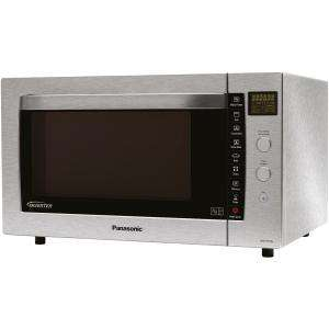 Panasonic NN-CF778SBPQ S/STEEL COMBI-MICROWAVE 15% off + 5% Quidco (TODAY only!) + 5 year guarantee  £176.03 @ Comet