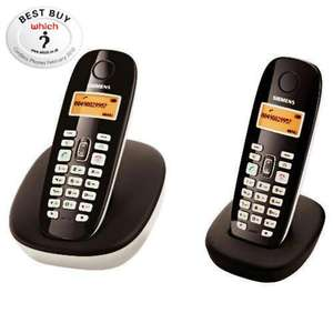 Siemens A385 Twin Telephone/Answerphone £34.99 @ Tesco *INSTORE*