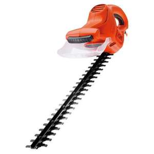 Black & Decker GT100 Hedge Trimmer reduced to £9.99 INSTORE only @ Tesco