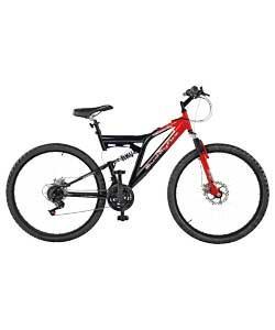 Muddyfox Stinger 26 inch Dual Suspension Mountain Bike@ argos for £99.99